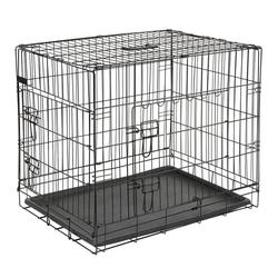 Kerbl Hundekäfig Gitter 54 cm x 76 cm x 64 cm