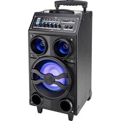 Dual DSBX 100 Stereoanlage (FM-Tuner, 50 W) schwarz