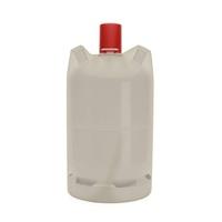Tepro Abdeckhaube für Gasflasche 5 kg beige (8614)
