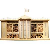 LUXUS-INSEKTENHOTEL Luxus Insektenhotel Weißer Palast