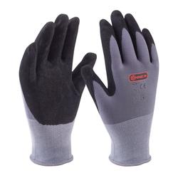 CONNEX Handschuhe Universal, grau, Größe 9