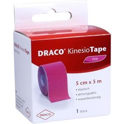 Draco Kinesiotape 5mx5cm pink