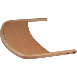 BabyGo Hochstuhltablett Wooden table, nature, Holz