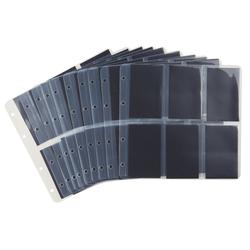VBS Schutzhülle Xcut Hüllen für Mini-Stanzschablonen mit magnetisc, 10Stk