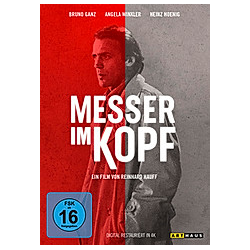 Messer im Kopf - DVD  Filme