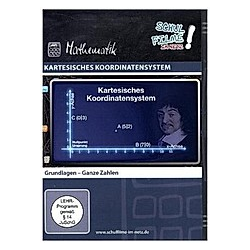 Kartesisches Koordinatensystem  1 DVD - DVD  Filme