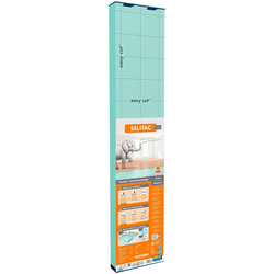 Selit Trittschalldämmplatte SELITAC, 3 mm, 10,63 m², für Parkett-/Laminatböden, faltbar