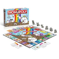 Winning Moves Spiel, Brettspiel Monopoly Pummeleinhorn