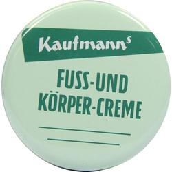 KAUFMANNS FUSS U KOERPER