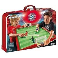 Playmobil FC Bayern München Fußballarena zum Mitnehmen 70046