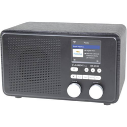 Albrecht DR 425 Internet Kofferradio Internet WLAN