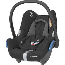 Babyschale Cabriofix, Essential Black schwarz Gr. 0-13 kg