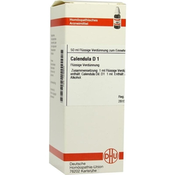 CALENDULA D 1