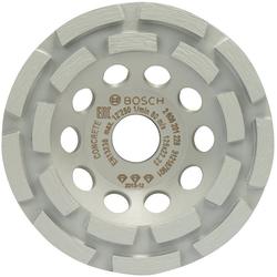 BOSCH Schleifteller Best for Concrete, Ø 125 cm, Diamanttopfscheibe, 125 x 22,23 x 4,5 mm grau
