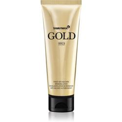 Tannymaxx Gold 999,9 Solarium-Sonnencreme mit Bronzer 125 ml