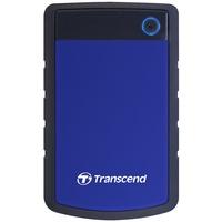 Transcend StoreJet 25H3B 1TB USB 3.0 blau/schwarz