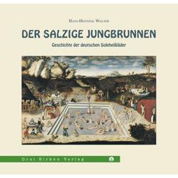 Der salzige Jungbrunnen als Buch von Hans H Walter