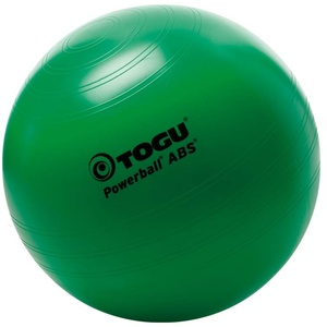 Togu Gymnastikball Powerball ABS (Berstsicher), grün, 35 cm