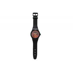 Wanduhr Disney CARS schwarz Armbanduhr 92 cm Kinderzimmer