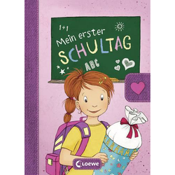 Loewe - Mein erster Schultag für Mädchen