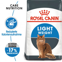 Royal Canin Light Weight Care Katzenfutter  2 kg AUSVERKAUF