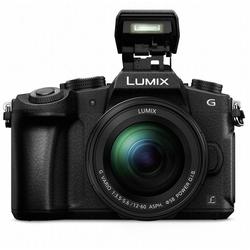 Panasonic Lumix DMC-G81 + H-FS 12-60mm f3,5-5,6 OIS Systemkamera