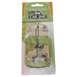 YANKEE CANDLE Car Jar Single VANILLA LIME Autoduft
