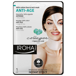 Iroha Anti-Age Eye & Lip Pads  3 Anwendungen