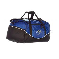Tasche Team blau/schwarz (Ausführung: Taschenaufdruck: Kickboxen)
