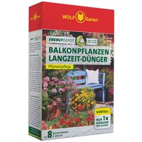 WOLF-Garten Energy Depot Balkonpflanzen Langzeit-Dünger 810 g