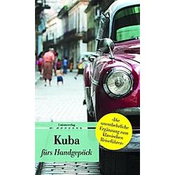 Kuba fürs Handgepäck - Buch