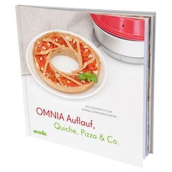 Omnia Kochbuch Omnia Auflauf, Quiche, Pizza & Co.