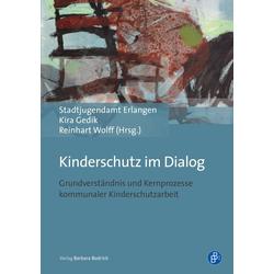 Kinderschutz im Dialog als Buch von