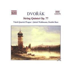 Jakob Vlach Quartet Prague & Waldmann, Quartett/Waldmann - Streichquintette Vol.2 (CD)