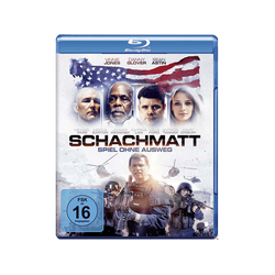 Schachmatt - Spiel ohne Ausweg Blu-ray