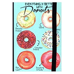 Photo Notebook M - Six Donuts