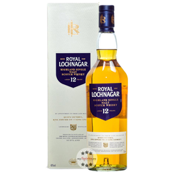 Royal Lochnagar 12 Jahre Whisky
