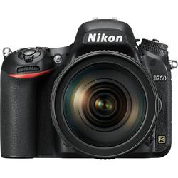Nikon D750 Spiegelreflexkamera (Nikkor AF-S, 24,3 MP, WLAN (Wi-Fi)