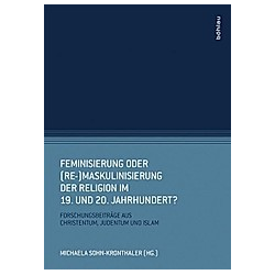Feminisierung oder (Re-)Maskulinisierung der Religion im 19. und 20. Jahrhundert?. Viola Raheb  - Buch
