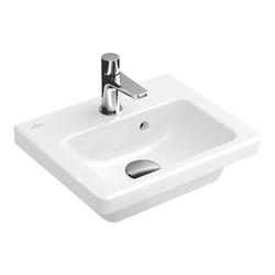 Villeroy & Boch SUBWAY 2.0 Handwaschbecken 37 x 30,5 cm… Weiß Alpin