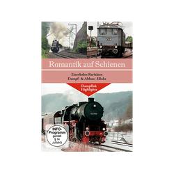 Romantik Auf Schienen: Eisenbahnraritäten-Dampf DVD