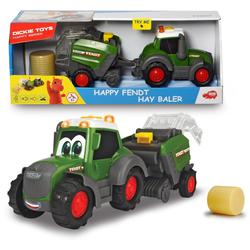 Dickie Toys Spielzeug-Traktor Happy SeriesFendt Hay Baler Fendt
