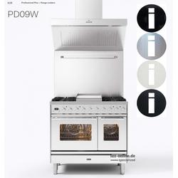 Professional Plus PD09 - 90 Standherd mit Doppelbackofen