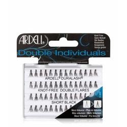 Ardell Double Individuals Short Black pojedyncze rzęsy  56 Stk