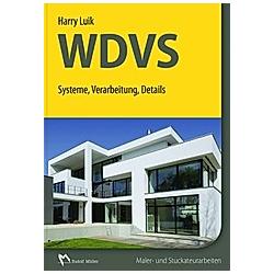 WDVS. Harry Luik  - Buch