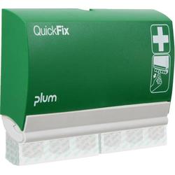 PLUM QUICKFIX® ALOE VERA 5506Pflasterspender (B x H x T) 232 x 133 x 33mm inkl. Wandhalterung