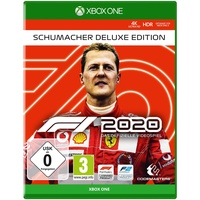 F1 2020 Schumacher Deluxe Edition Xbox One