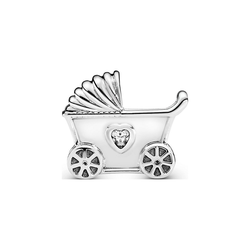 Pandora Charm People Kinderwagen 792102CZ