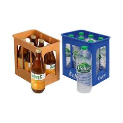 Chr. Tanner Spiellebensmittel Spiellebensmittel Getränkekisten Volvic & Hohes C