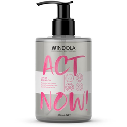 Indola Act Now! Color Shampoo 300 ml